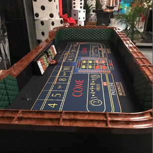 casino game table
